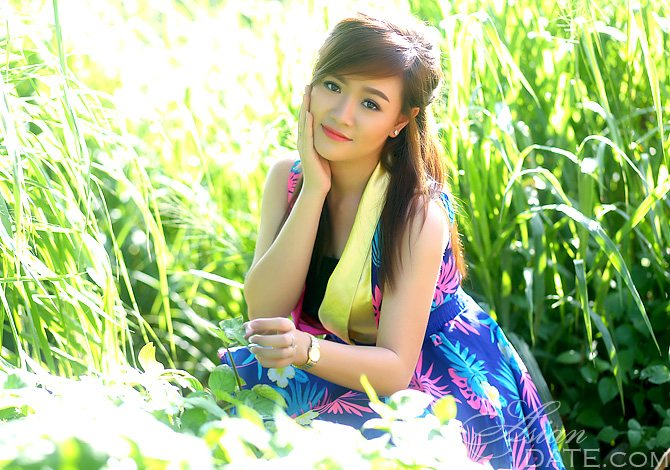 beautiful member from vietnam thu thao from ho chi minh