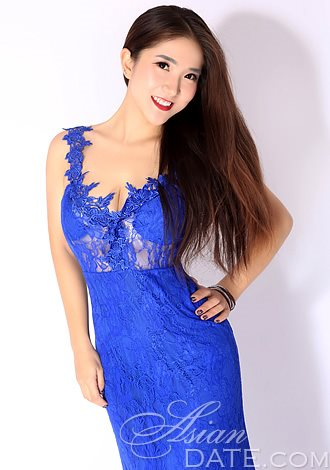 Gorgeous profiles pictures: Jun from Guangzhou, China member seeking foreign man